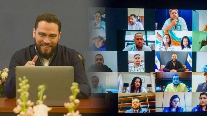 Mario Durán se reunió con sus excompañeros de trabajo para formular propuestas de trabajo que puedan ejecutarse entre la alcaldía y el Gobierno