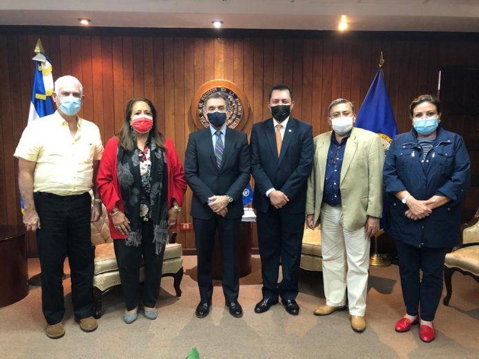 Diputados dejan en verguenza a El Salvador presentando a la Misión Especial de la OEA, información sobre el supuesto «Golpe de Estado Fallido del 9F» 2020