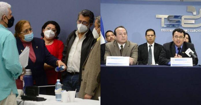 ARENA y FMLN aplauden que no hayan votos suficientes para realizar auditoria internacional