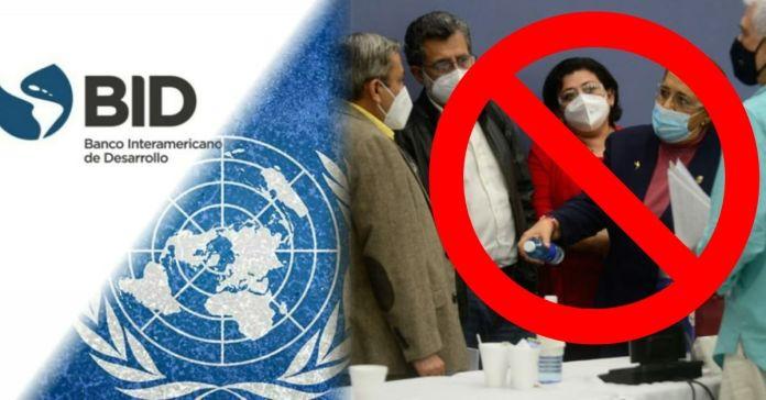 ONU y BID rechazan invitación de diputados para debatir destitución del Presidente Bukele