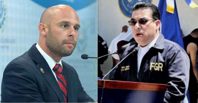 Velásquez Parker dice que urge se le aumente el salario al Fiscal Melara