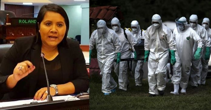 Salvadoreños condenan que Cornejo pidiera esperar hasta después de las elecciones para poner la vacunas, con el fin que más salvadoreños murieran