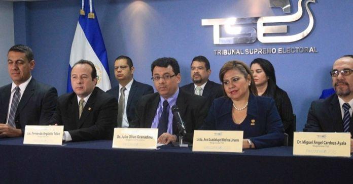 Magistrados del TSE afirman que han recibido amenazas de muerte