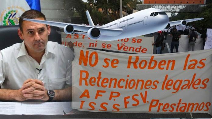 Neto Muyshondt huirá del país si no gana las elecciones. Ernesto Muyshondt acumula deudas y juicios por negociar con pandillas