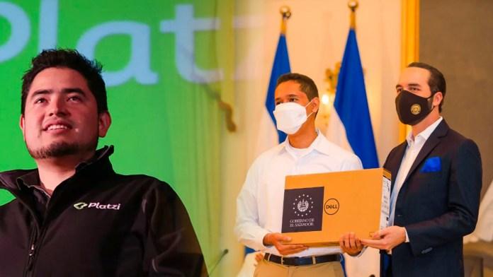 El Gobierno de El Salvador garantiza un curso de inglés con certificación para bachillerato, esto viene incluido en las nuevas computadoras