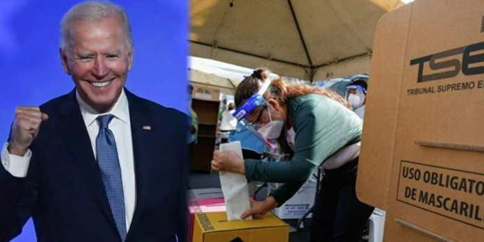 Gobierno de Estados Unidos felicita a los salvadoreños por salir masivamente a ejercer su voto el domingo