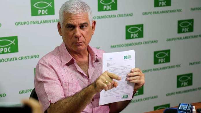 Rodolfo Parker asegura que en su partido JAMÁS han tenido una sola plaza fantasma