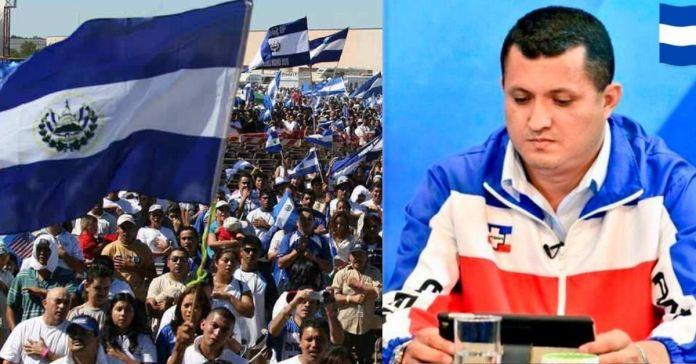 Salvadoreños piden al Ministro de Salud que NO le de trabajo a Emilio Corea en el MINSAL