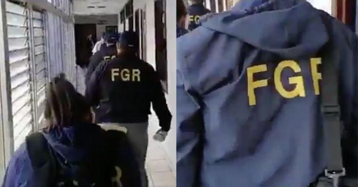 Más de 10 fiscales allanan la Unidad de Recursos Humanos de la Asamblea Legislativa investigando plazas fantasmas