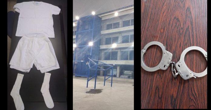 Centros Penales ya tiene listos uniformes y celdas para los diputados cuando queden fuera el 1 de mayo