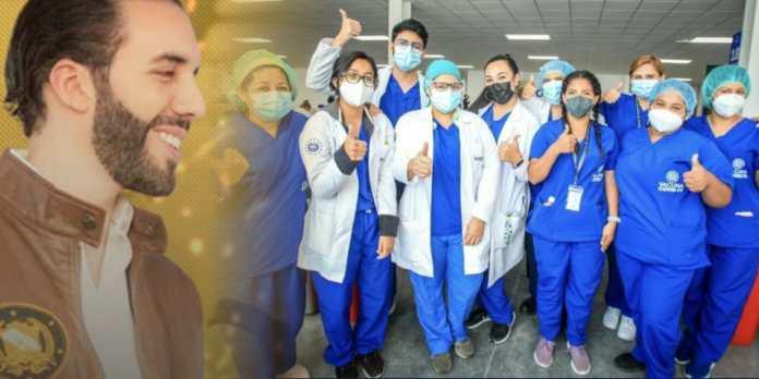 Equipo de Gobierno logra vacunar hasta la fecha 745, 602 salvadoreños contra el COVID-19