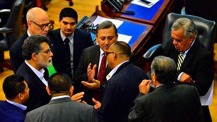 ARENA y FMLN acuerdan elección de magistrados suplentes de la CCR en su última plenaria