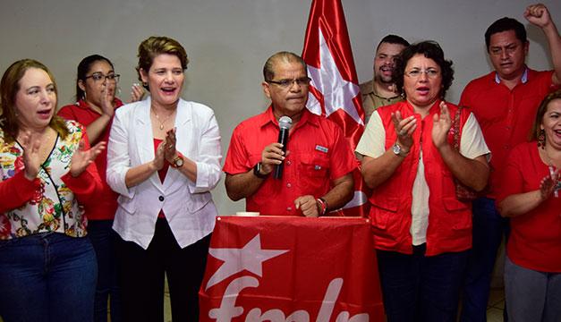 FMLN afirma que siempre han destacado en rendir cuentas a los salvadoreños del uso de fondos