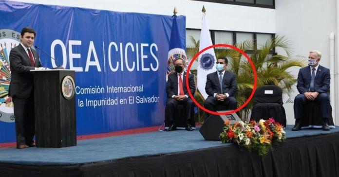 Salvadoreños le dicen a Ricardo Zúñiga que para acabar con la corrupción del país debe investigar a Melara por perder intencionalmente los casos de sus financistas