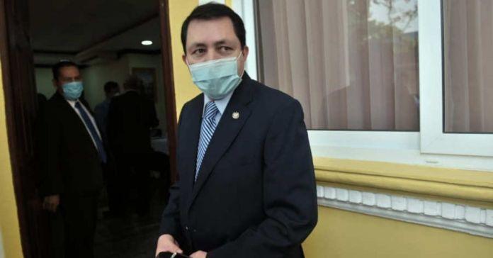 Mario Ponce dice que el momento más difícil y marcado de la actual Asamblea, fueron los hechos de 9F