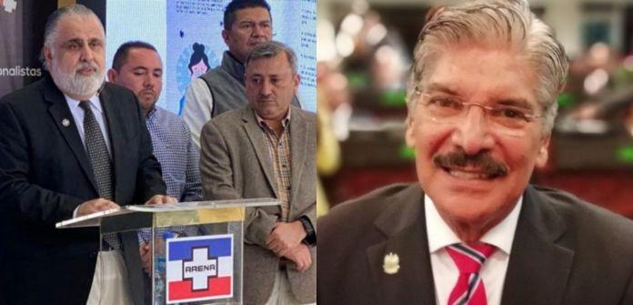 ARENA lleva 15 días en silencio tras orden de captura contra Quijano por agrupaciones ilícitas y fraude electoral