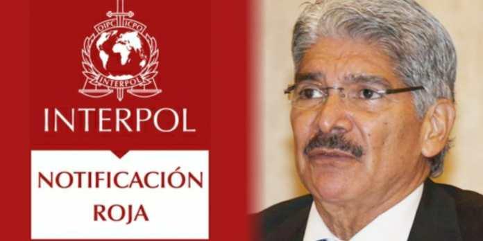 Jueza del caso confirma difusión roja con la interpol para extraditar a Norman Quijano a El Salvador