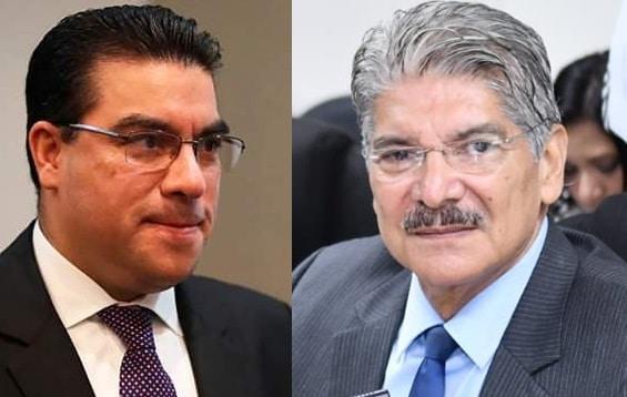Raúl Melara presenta requerimiento para la captura de Norman Quijano, pero este huye del país
