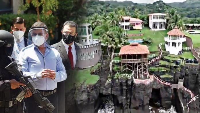 FGR solicita se despoje los bienes a Munguía Payés valorados en $4 millones en inmuebles, vehículos y cuentas bancarias