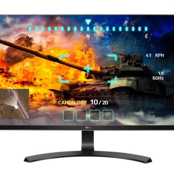 1.5. Monitores para Computadora