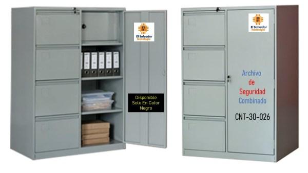 Archivo de Seguridad Combinado CNT-30-026