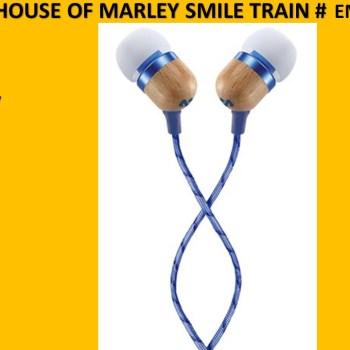 HOUSE OF MARLEY SMILE TRAIN # EM-JE041-DN
