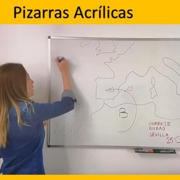 Pizarras Acrilicas de formica blanca-Ver Mas