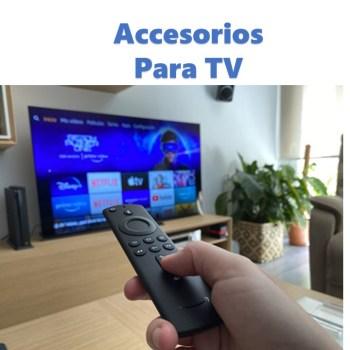Accesorios para TV