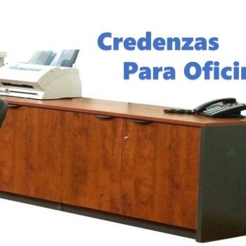 Credenzas para Oficina