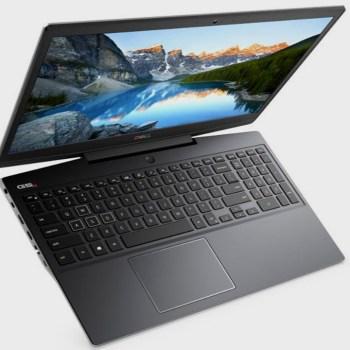 Laptop Dell 5505 - 15.6 Pulgadas - AMD Ryzen 5 4600H - 8 GB RAM - 512 GB SSD NVMe - Win 10 Home - HP5P3