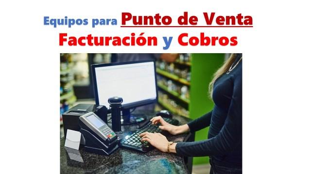 Equipos para Punto de Ventas-El Salvador Tecnologia