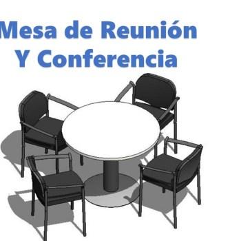 Mesas de Reunión Conferencia