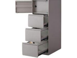 Archivo de Oficina Con Caja de Seguridad CNT 30-204-2