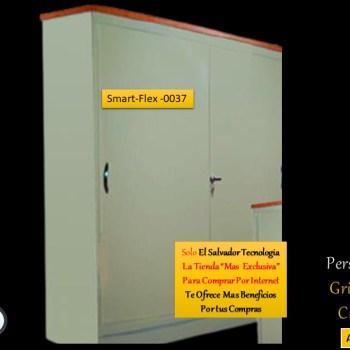 Librera Metalica Vertical SmartFlex 0037 El Salvador Tecnologia