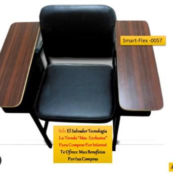 Muebles Hospitalarios Silla de Sangrado - Silla Toma de Muestras para Laboratorio SmartFlex 0057 El Salvador Tecnologia