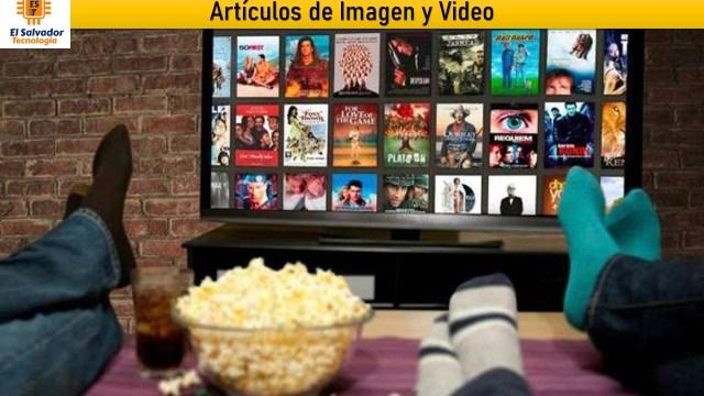 Articulos de Imagen y Videos - El Salvador Tecnologia