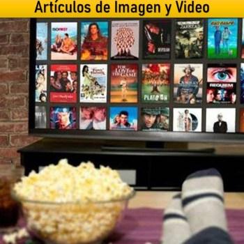 5. Equipos y Artículos de Imagen y Vídeo Para Oficina y Hogar