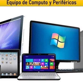 2.1 Equipo de Computo - Perifericos - Accesorios
