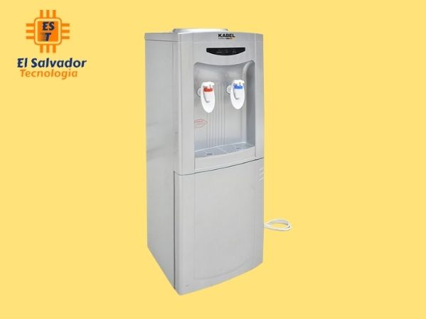 Dispensador de agua termoeléctrico 2 temperaturas