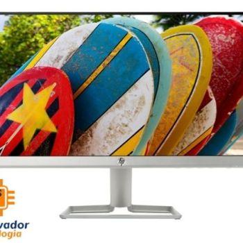 Monitor HP LED IPS - 21.5 Pulgadas - 60 Hz - 1920 x 1080 Full HD - HDMI VGA - Modelo 22fw - 3KS60AA#ABA