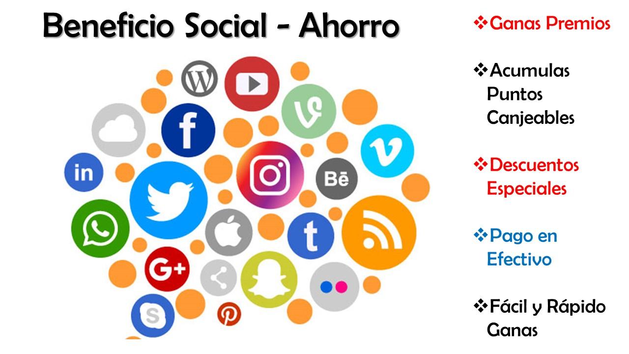 Beneficio Social Ahorro-El Salvador Tecnologia
