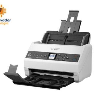 Escaner Epson de alimentación automática con red independiente - Modelo DS-730N - B11B259201