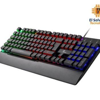 Teclado Gaming Xtech - USB - Español - XTK-510S