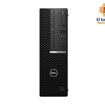 Computadora de Mesa – Solo CPU – Dell OptiPlex - Intel Core i5 10505 - 8 GB Ram - 256 GB SSD - Windows 10 Pro - DGW4P