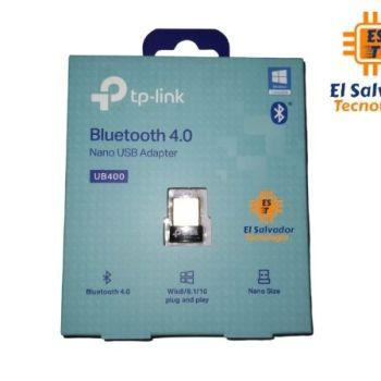 Adaptador bluetooth 4.0 USB para PC - TP-link UB400