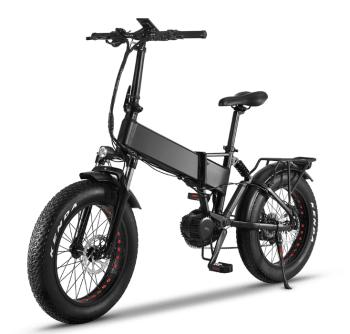 Elcykel ghostride 1000w
