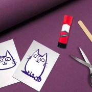 Materiales para hacer un marcapáginas Feliway