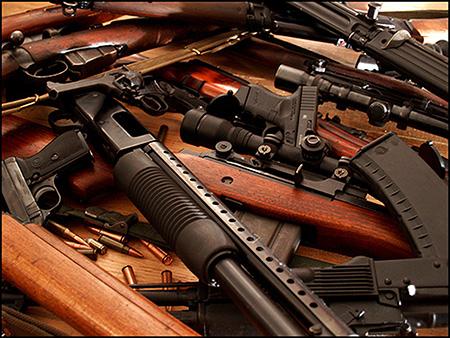 Más armas que personas