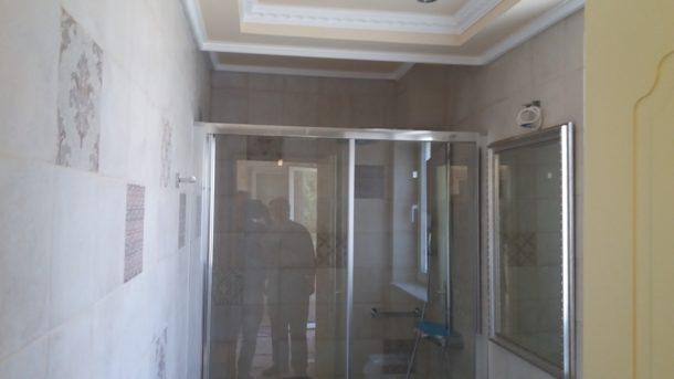 Ανακαίνιση κατοικίας με ανακαίνιση μπάνιου