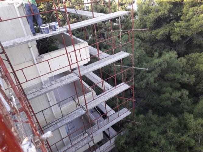 ELSICON Μελέτη κατασκευή συντήρηση κτιρίων